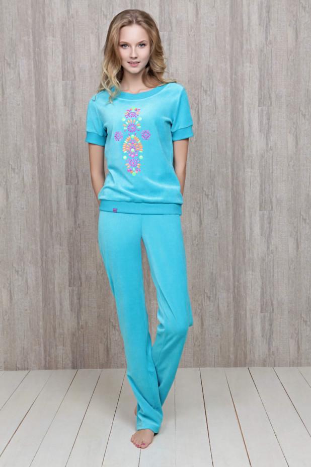 Модные спортивные костюмы в пижамном стиле 2018 фото