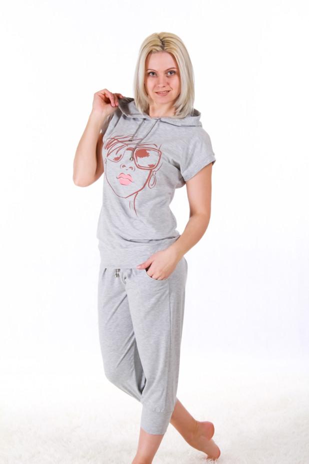 спортивный костюм для женщин из натуральных тканей фото