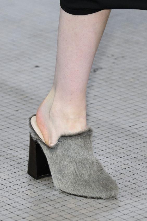 модные туфли 2018-2019: стильные женские