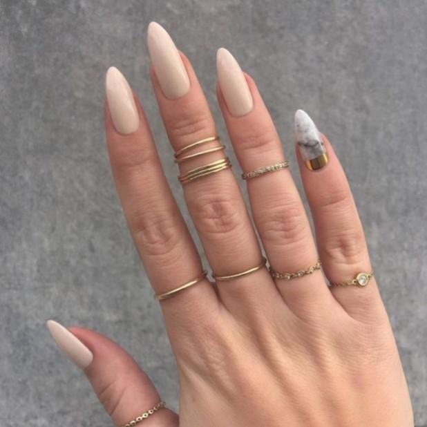 Маникюр 2018-2019 на длинные ногти