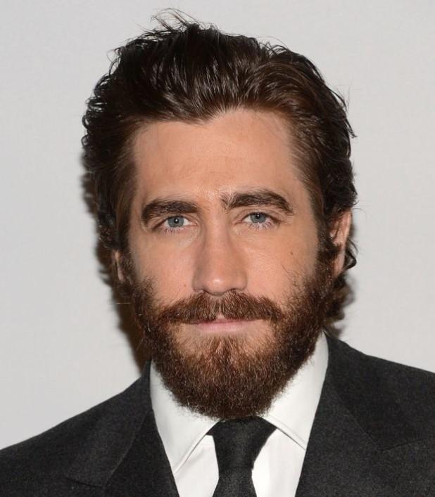 Модная голливудская борода 2018-2019