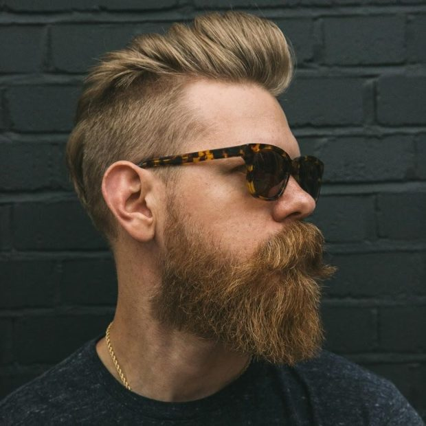 Модная бороды