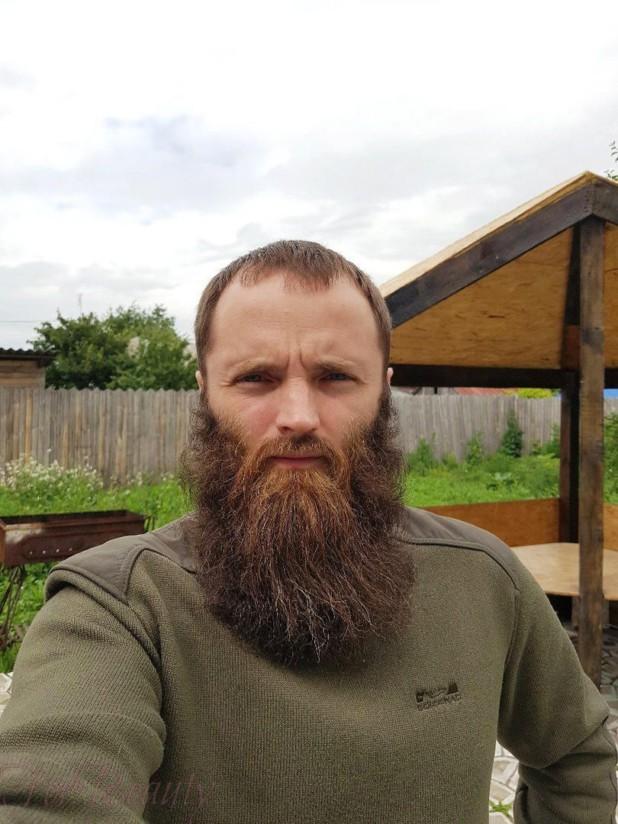 Модная русская борода 2018