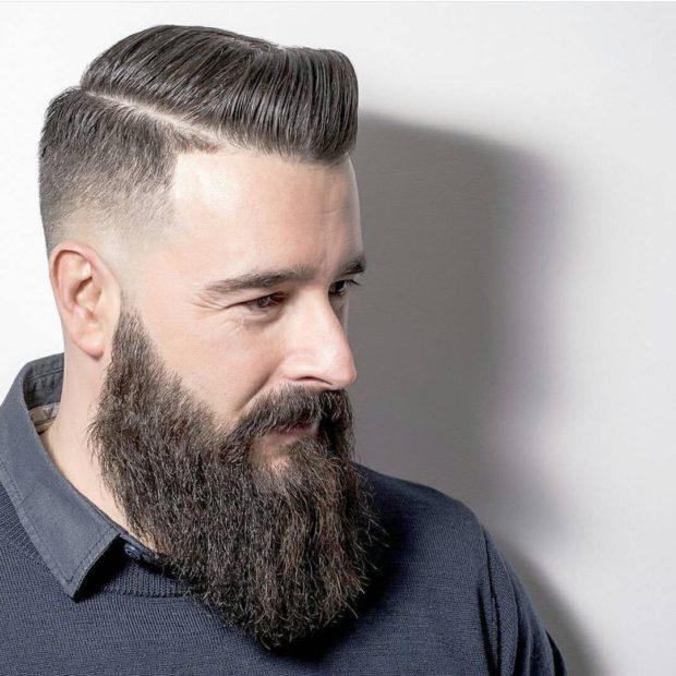 Модная борода 2021
