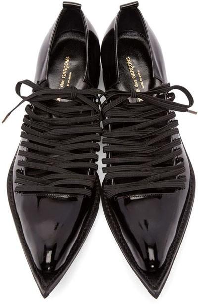 стильные мужские ботинки со шнурком