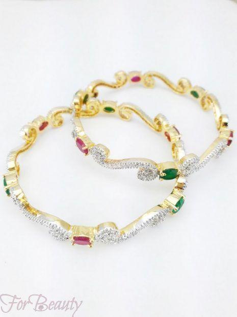 Модные браслеты в восточном стиле фото