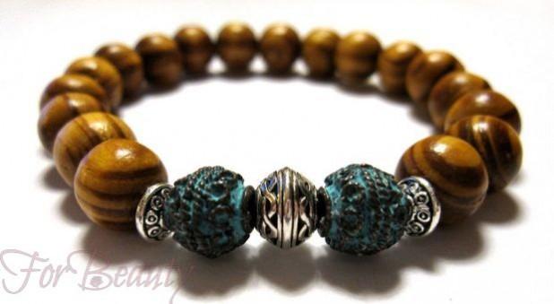красивые браслеты из натуральных камней фото