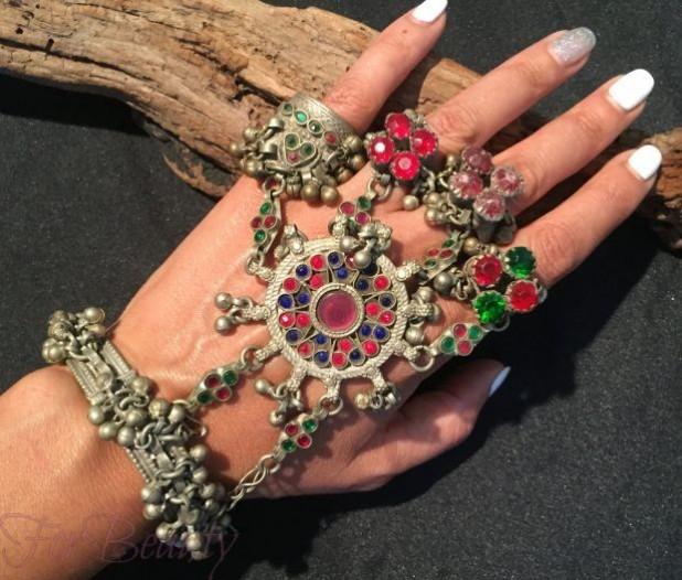 оригинальные браслеты в восточном стиле фото