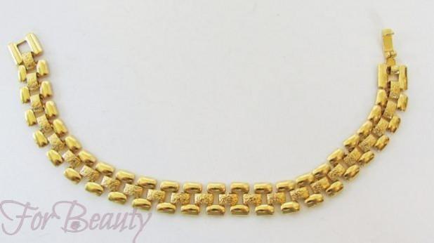 Модные браслеты из золота 2018-2019 фото