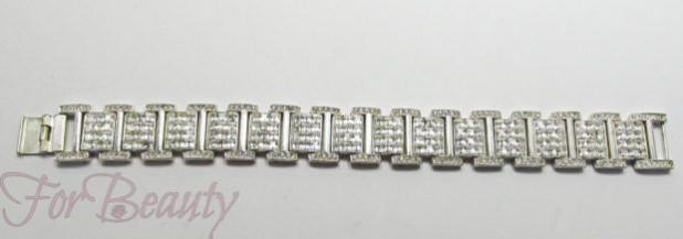 Модные браслеты из серебра 2018-2019 фото