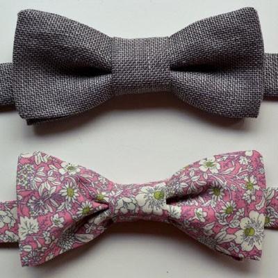 модный галстук бабочка