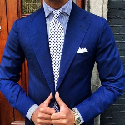 Материалы для модных галстуков 2018-2019