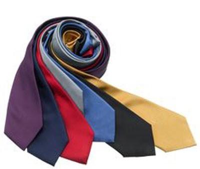 Модные однотонные галстуки 2018-2019 для мужчин