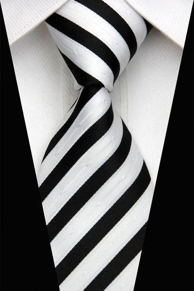 Модные полосатые галстуки 2018-2019 для мужчин