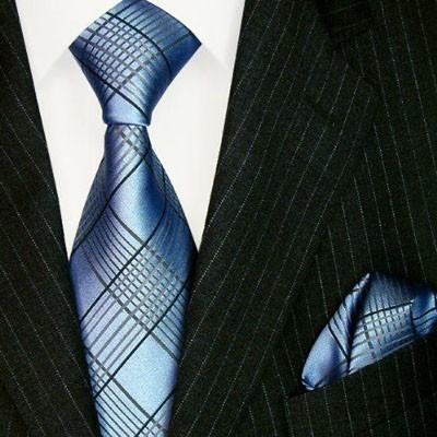 Модные галстуки в клетку 2018-2019 для мужчин