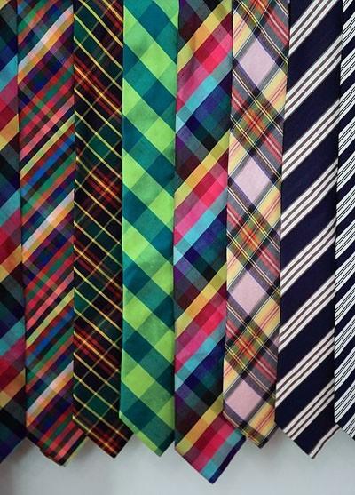 красивые мужские галстуки
