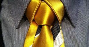 Как правильно ухаживать за галстуками