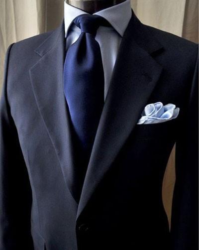 Правила ношения галстука итальянский узел