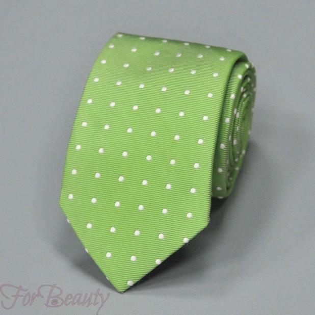 галстук в крапинку 2018 для мужчин
