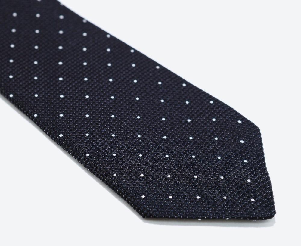 галстук в крапинку 2018-2019 для мужчин