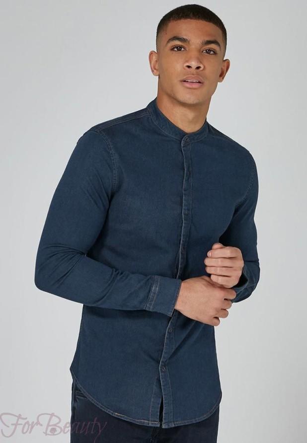 мужская рубашка изденима2018