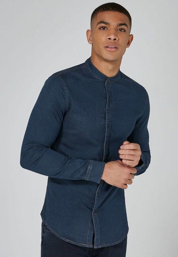 мужские рубашки 2018 2019: изденима