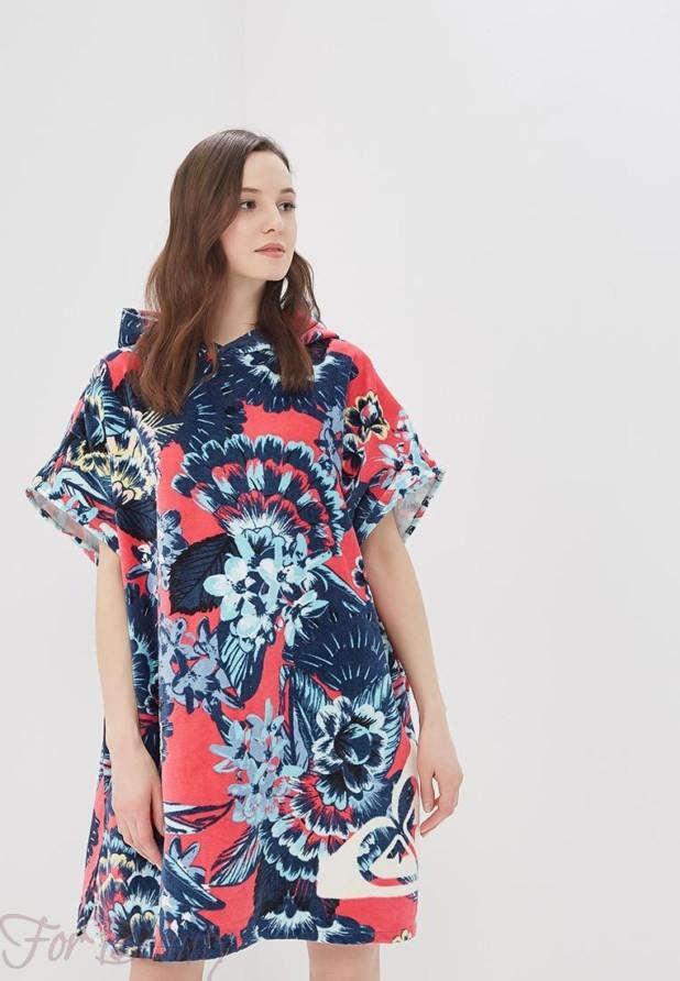 платье оверсайзна каждый день 2018