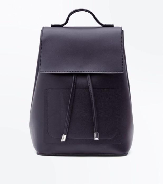 Модный фиолетовый рюкзак 2018-2019