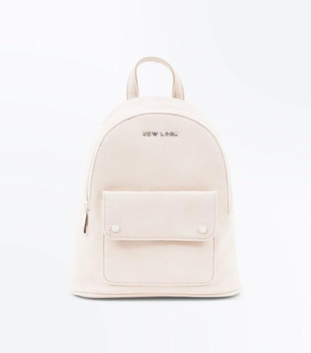 Модный розовый рюкзак 2018-2019