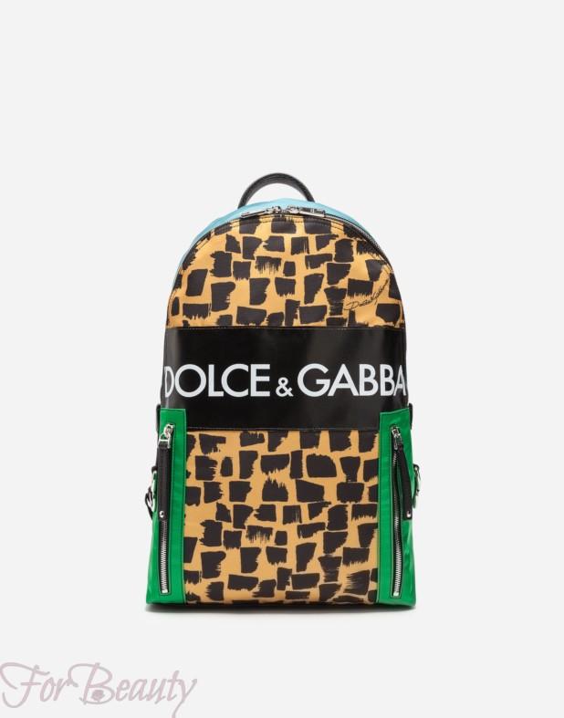 Модный цветной тканевый рюкзак 2018