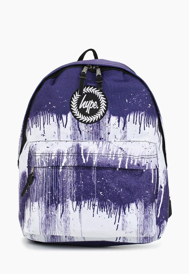 рюкзак спринтом