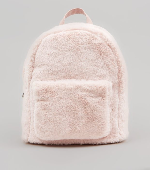 Модный розовый рюкзак 2021