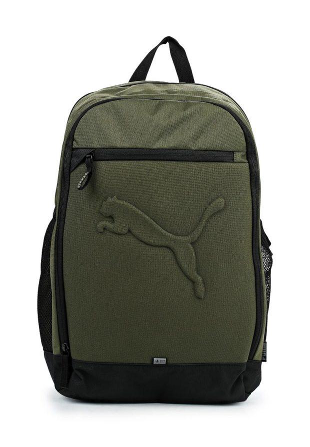 Модный зеленый рюкзак 2020-2021