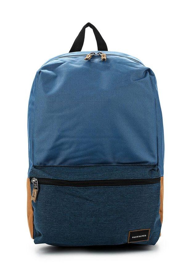 Модный синий рюкзак 2019-2020