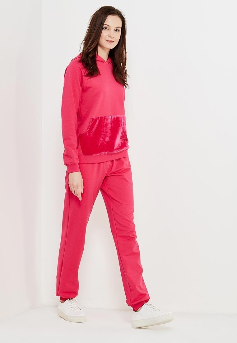 модные спортивные костюмы 2018 2019: розовый