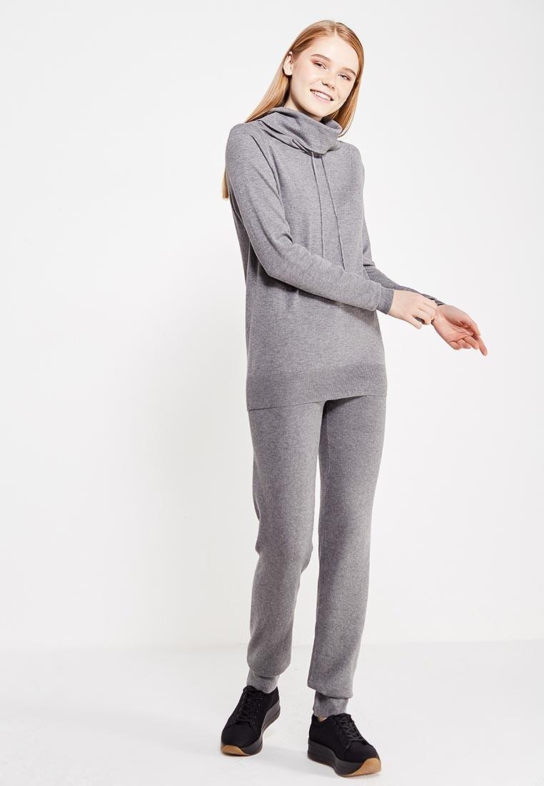 спортивные костюмы 2018 2019: серый