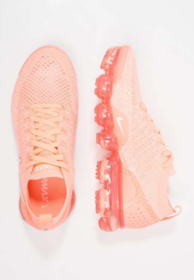 модные женские кроссовки 2018-2019: спортивные розовые