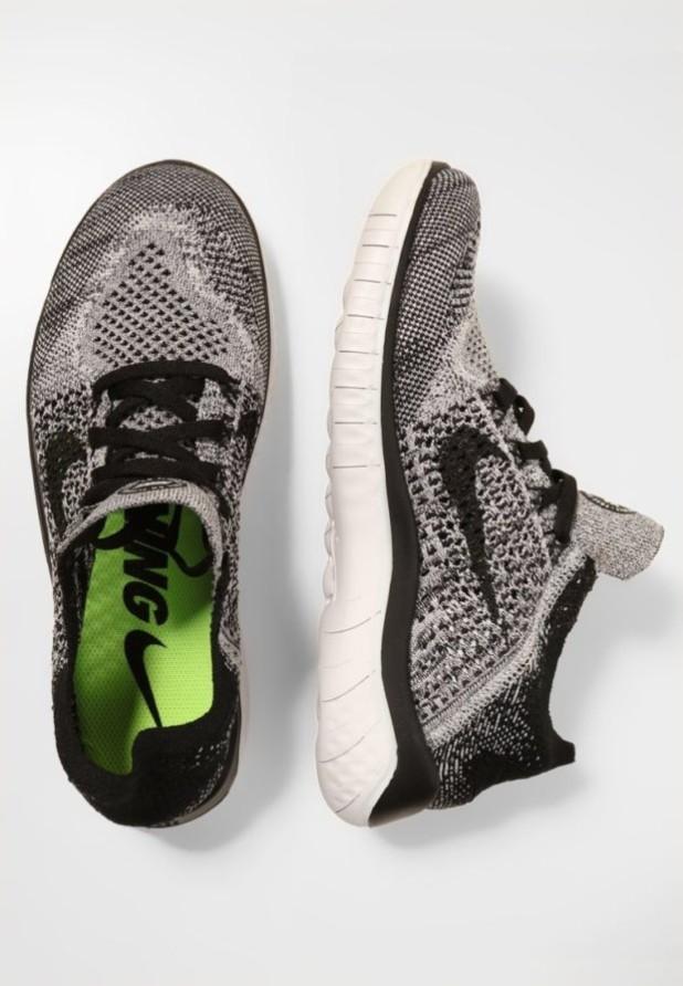 модные женские кроссовки 2018-2019: спортивные серые