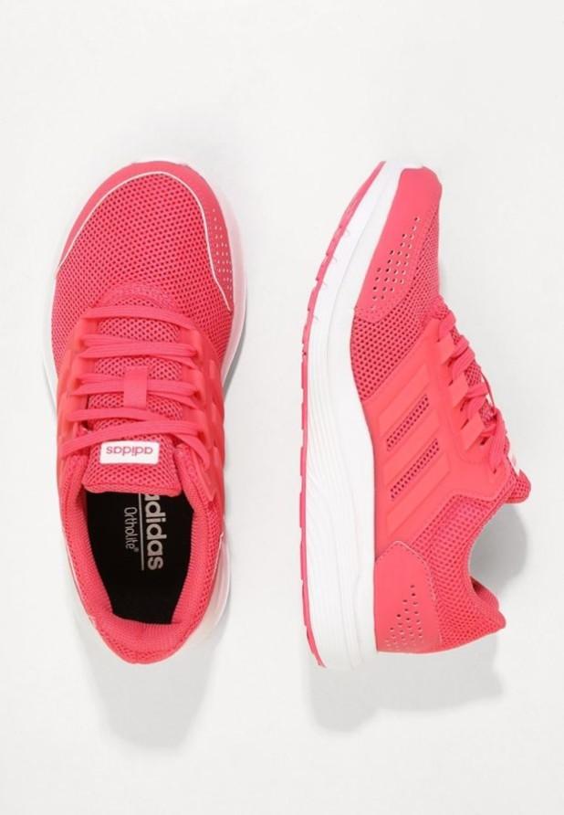 модные женские кроссовки 2018-2019: спортивные розовые адидас