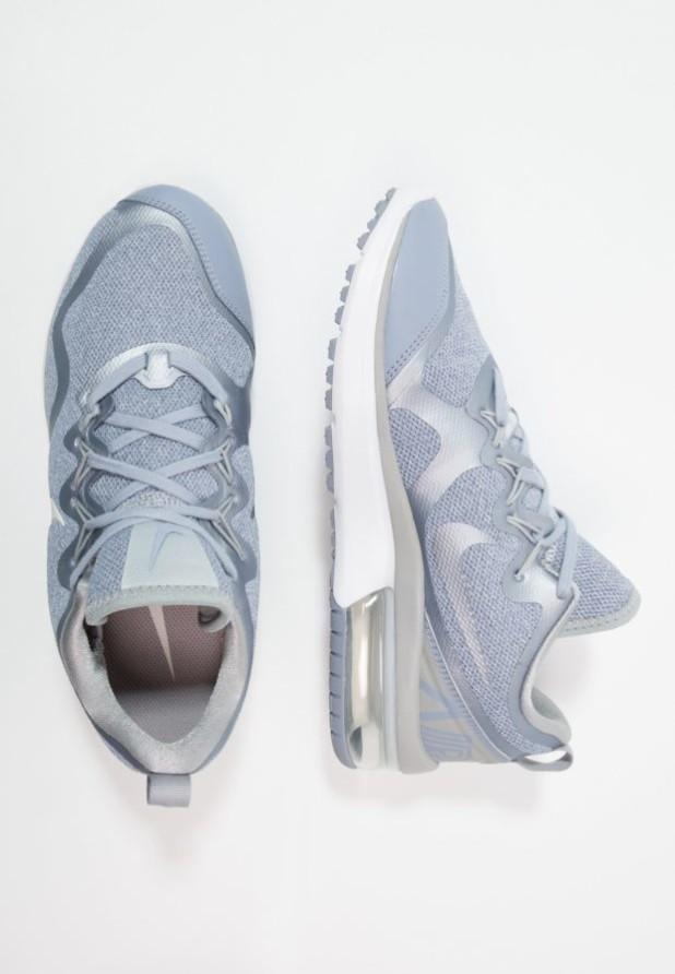 модные женские кроссовки 2018-2019: спортивные серый цвет