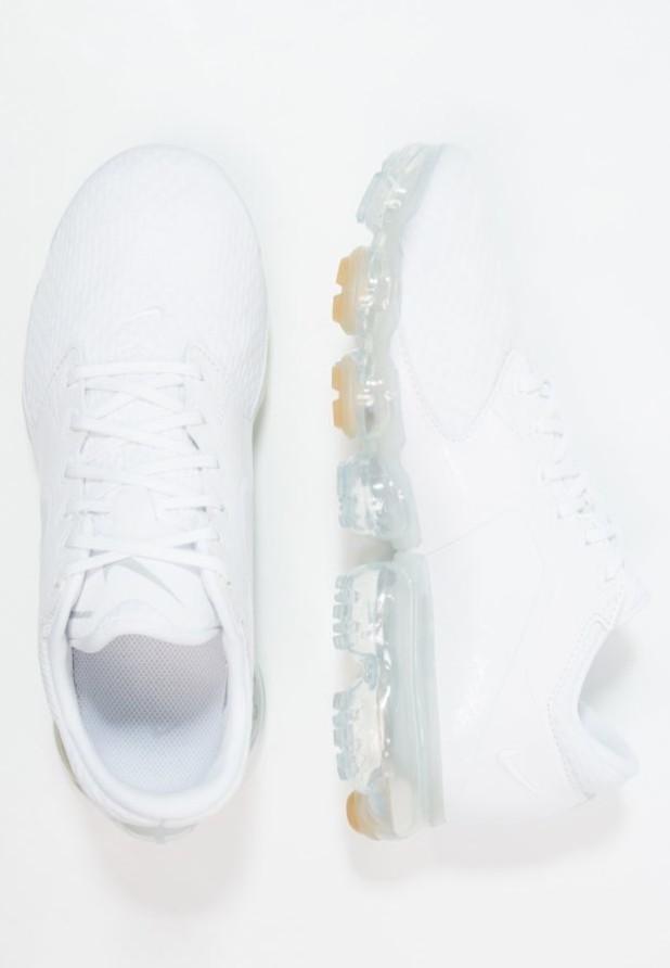 Модные белые кроссовки 2018-2019 года прозрачная подошва
