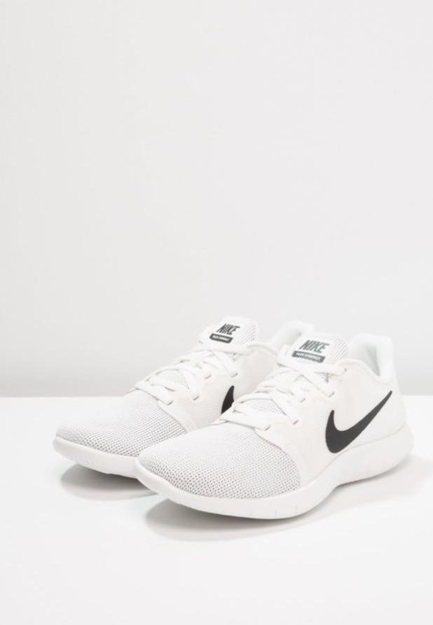 Модные белые кроссовки 2018-2019 Nike