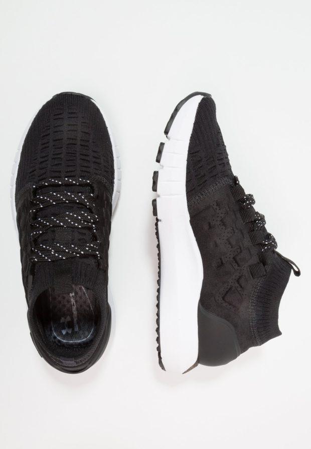 кроссовки 2018-2019: модные черные