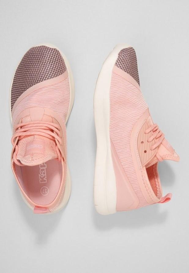 кроссовки 2018-2019: модные розовые