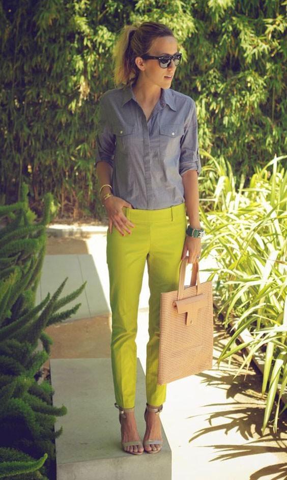 Модные тенденции для женских брюк 2018