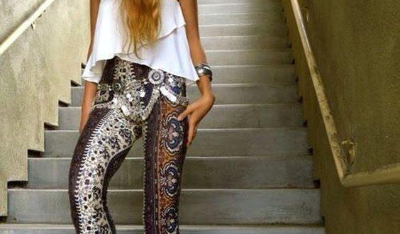 Женские брюки 2018-2019 года. Модные тенденции, фото.