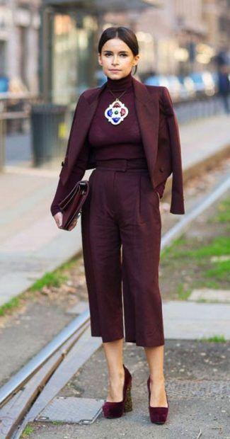 модные брюки 2019 женские: кюлоты
