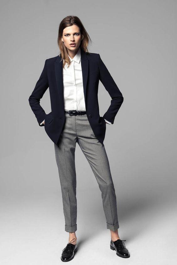 Модные брюки-скинни для женщин 2018