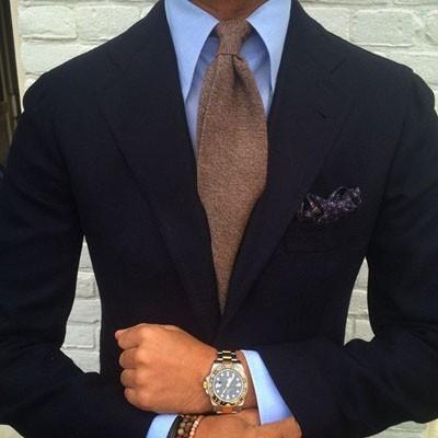 Модные галстуки 2018-2019 для мужчин фото