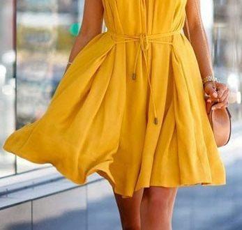Модные платья 2020-2021 на каждый день